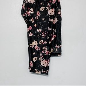 Maurices Floral Leggings